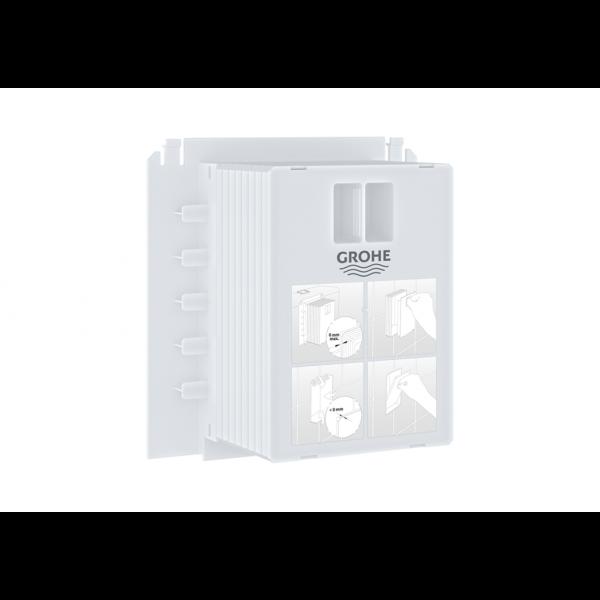 Patrón de montaje para pulsadores pequeños 40911000 Grohe