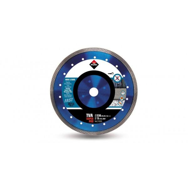 Disco SuperPro TVA 230 mm material duro
