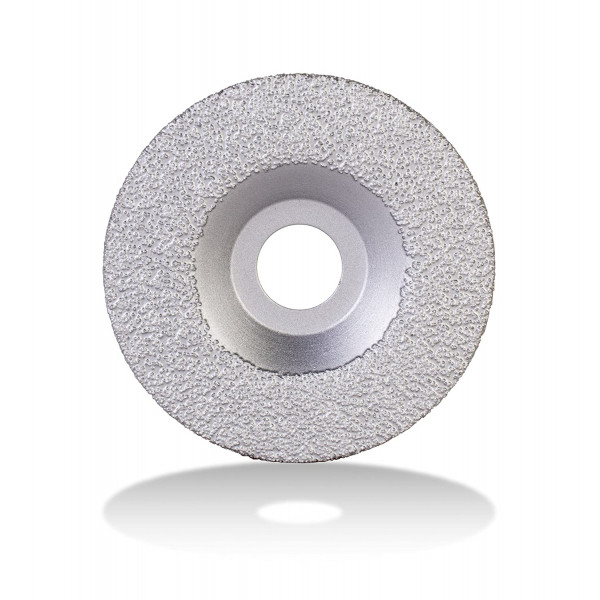 Disco diamante desbaste Vacuum Brazed grueso pro