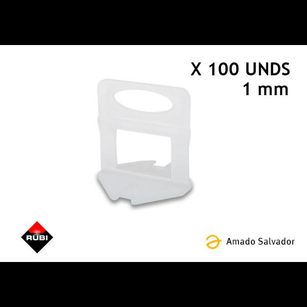 BRIDA 1 MM - 100 UDS - Delta level system