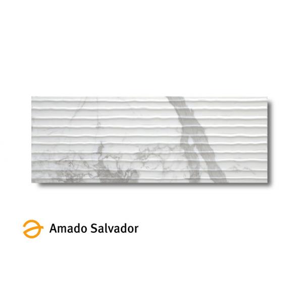 Revestimiento CITIZEN-B 32x90 cm pasta blanca Peronda
