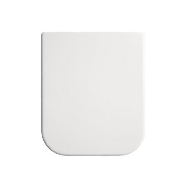 Asiento emma square caída amortiguada blanco 51641 Gala