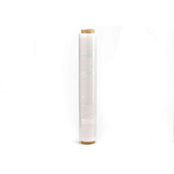 Rollo film extensible manual transparente 2,10kgs  (23 micras)