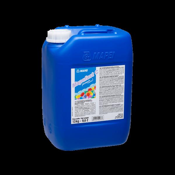 MAPEFAST C aditivo acelerador de fraguado y endurecimiento de morteros cementosos 13kg