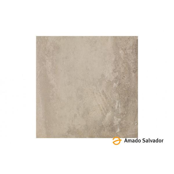 Pavimento porcelanico habitat Cement Lapado 75x75 satinado rectificado