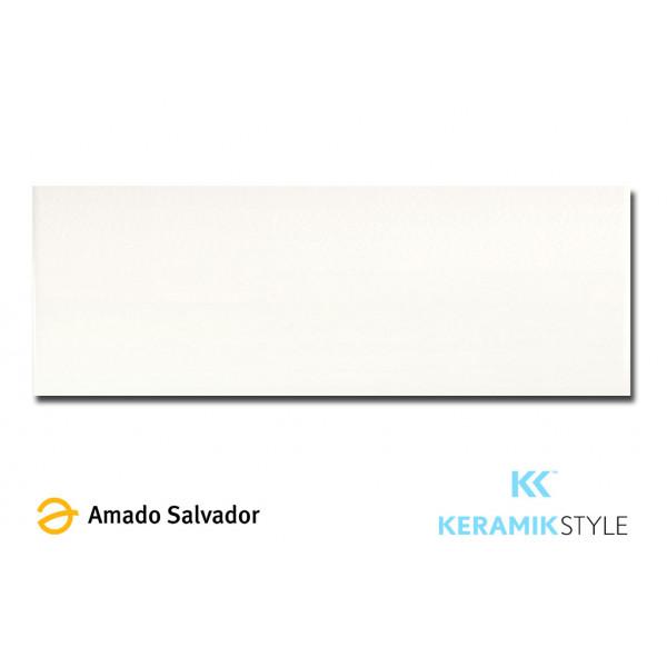 Revestimiento ALBI blanco mate 31,6X90cm pasta blanca rectificado