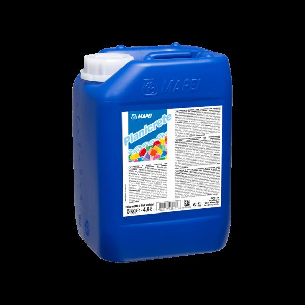 PLANICRETE Látex de resina sintética para morteros mejora adherencia y resistencia
