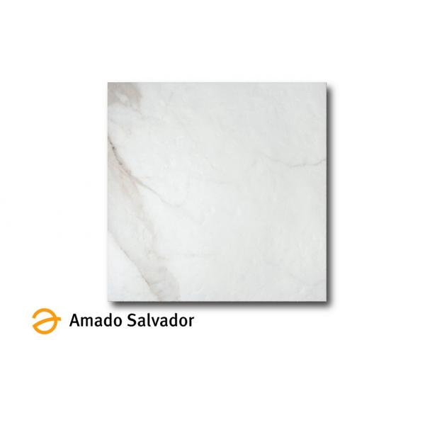 Pavimento Revestimiento Calacata 60x60 cm (Porcelánico Luxe+Rectificado)