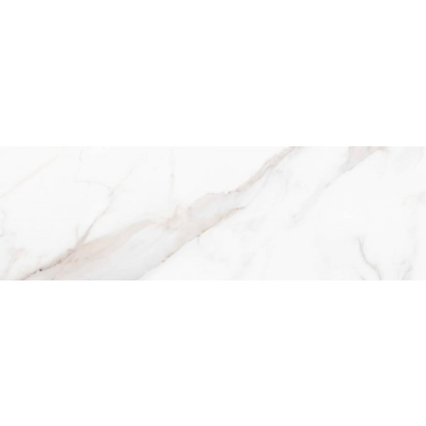 Revestimiento MARMOREA calacata 31,5x100cm pasta blanca rectificado