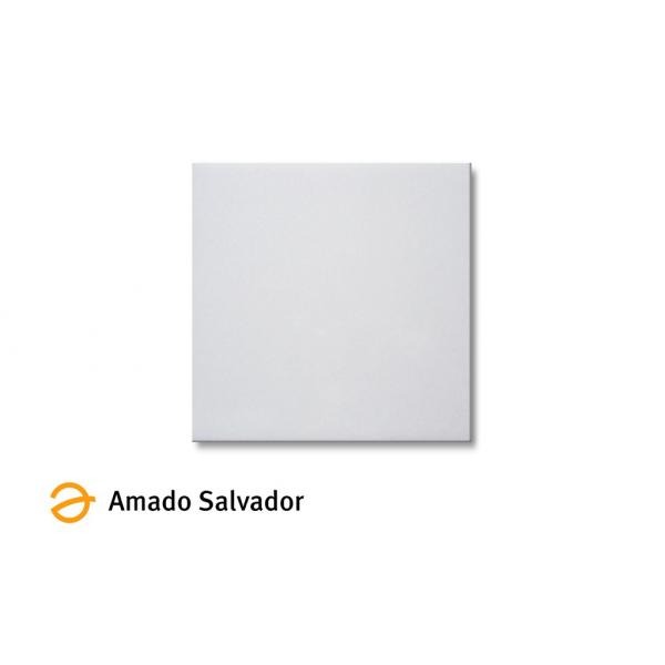 Revestimiento blanco satinado 20x20 cm liso (UNIDAD DE VENTA CAJA = 1 M2)