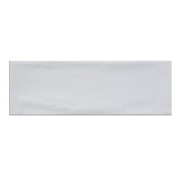 Revestimiento Blanco Brillo estilo Rústico 10x30