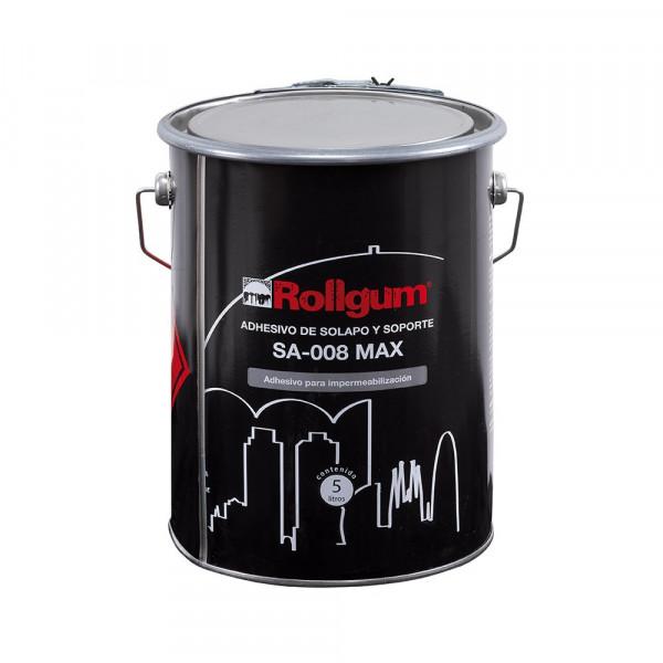 Adhesivo de solapo y soporte Rollgum 5L