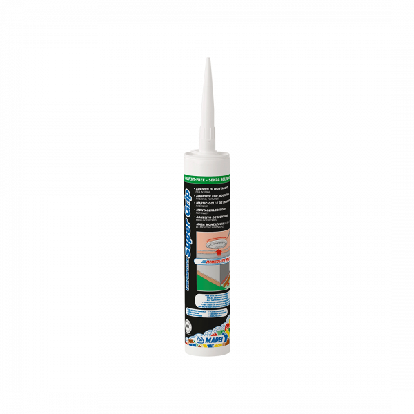 Adhesivo blanco ULTRABOND SUPER GRIP MAPEI