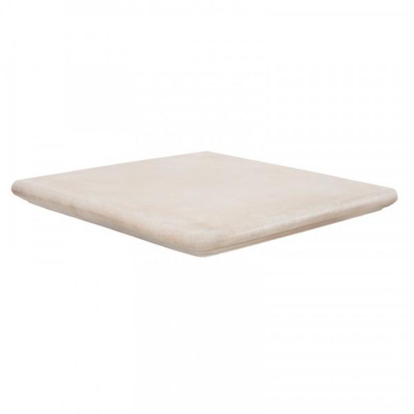 Cartabon ALHAMAR Blanco 33x33cm gres extrusionado pasta blanca EXAGRES