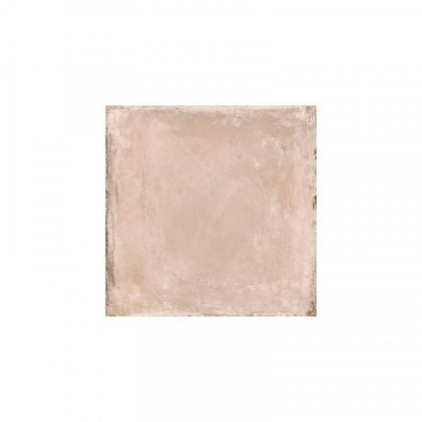 Pavimento ALHAMAR Blanco C3 16,25x16,25cm gres extrusionado pasta blanca EXAGRES