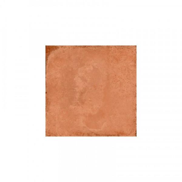 Pavimento ALHAMAR Salmon C3 16,25x16,25cm gres extrusionado pasta blanca EXAGRES