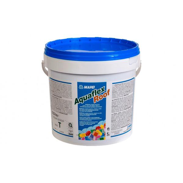 Aquaflex Roof Membrana liquida elastica 5kg y 20 kg varios colores Mapei
