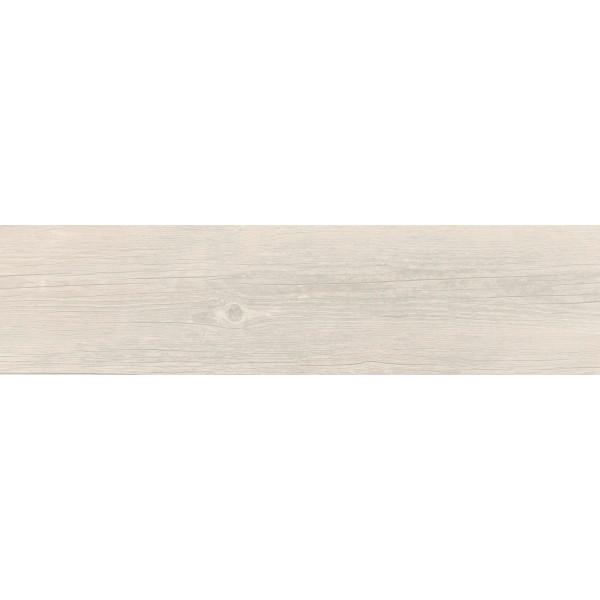 Pavimento POWDER WOOD Snow 22.5x90cm madera porcelánica