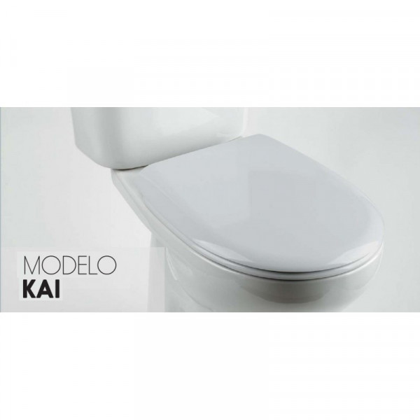 asiento y tapa KAI UNIVERSAL apto para varios modelos