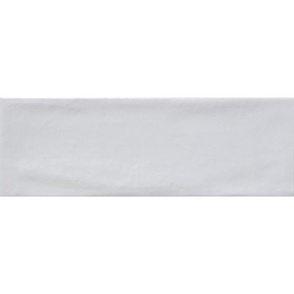 Revestimiento rústico blanco mate 10x30cm Keramik Style