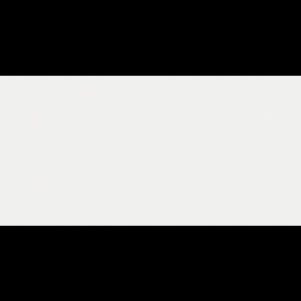 Revestimiento BLANCO MATE 25X50CM pasta roja serie blancos