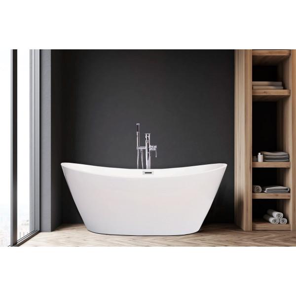 Bañera exenta Acrílica VELA 170x80 cm personalizable