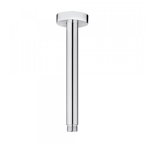 Brazo de ducha vertical redondo ALAIOR V de 20 cm TEKA