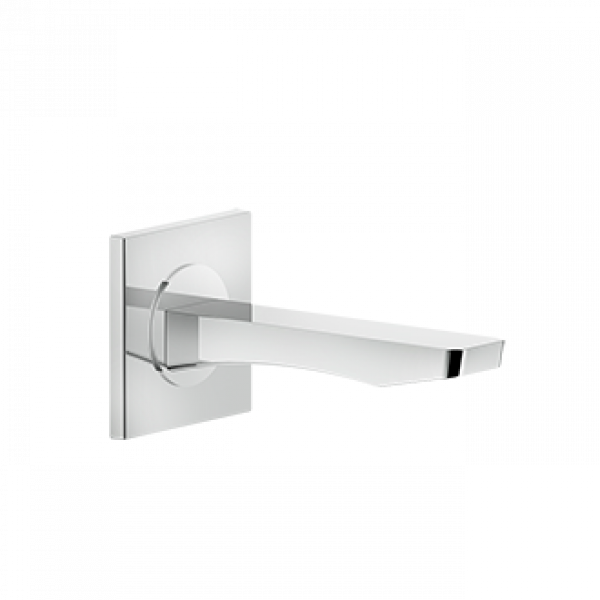 Caño de Lavabo 19 cm cromo RILIEVO Gessi Rubinetteria 59103/031