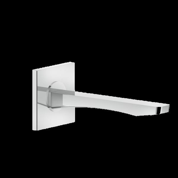 Caño de Lavabo 23 cm cromo RILIEVO Gessi Rubinetteria 59100/031