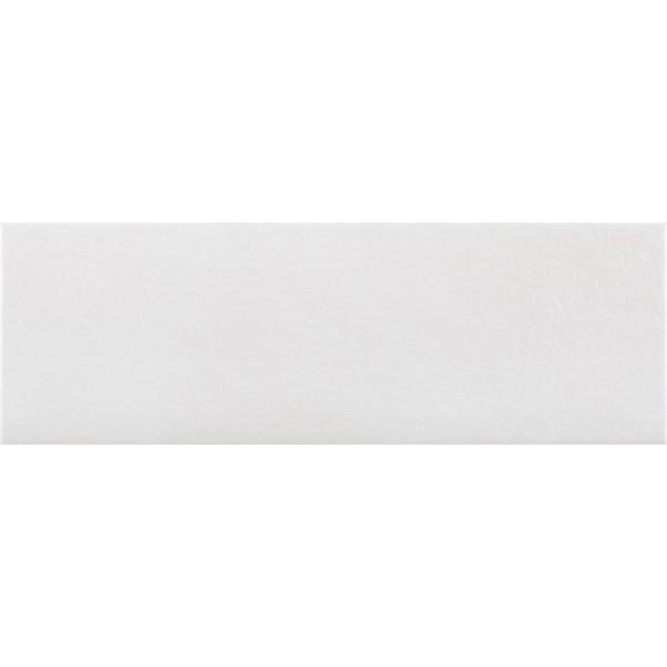 Revestimiento CAEN Blanco mate 20x60cm pasta blanca