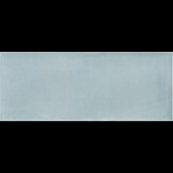 Revestimiento CAMARGUE Azul mate 20x50cm pasta roja