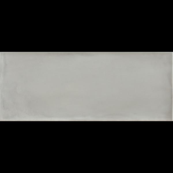 Revestimiento CAMARGUE Gris mate 20x50cm pasta roja