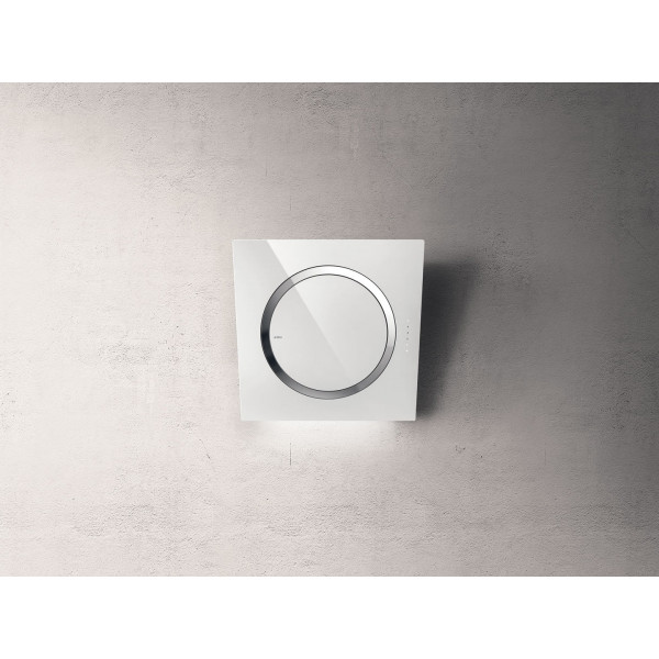 Campana extractora a pared OM AIR WH/F/75 cm blanca Elica