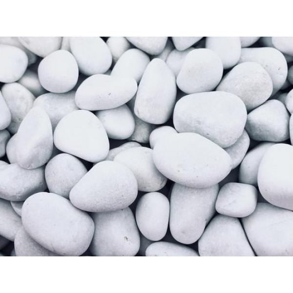 Canto rodado blanco especial 12-25mm (Sacos 20kg)