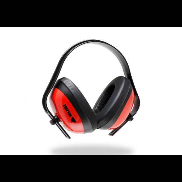 Cascos protectores auditivos para obra rubi