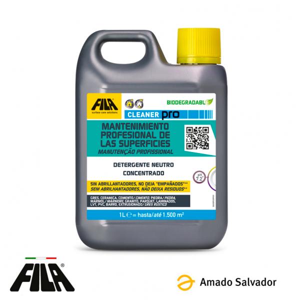 Fila cleanerPro jabón diario todo uso 1L