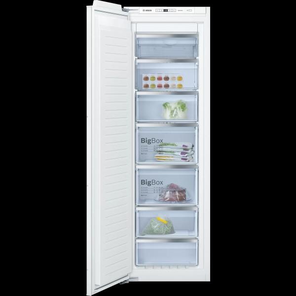 Congelador premium A++ no frost 211L