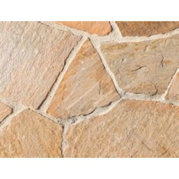 Piedra natural cuarcita Clara Dragonte irregular tamaño grande