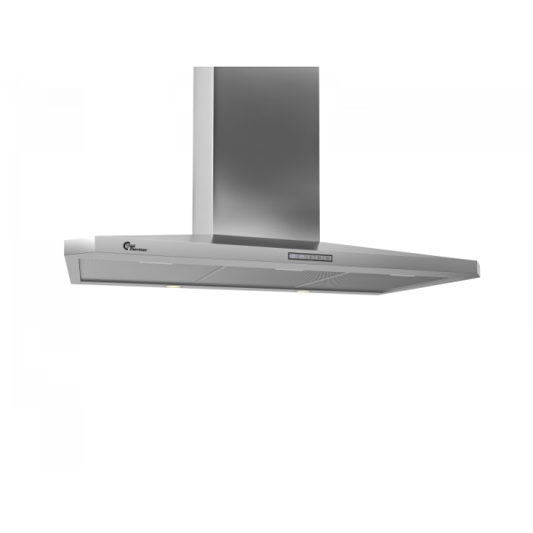 Campana extractora a pared DECOR 787 Inox 90 cm thermex