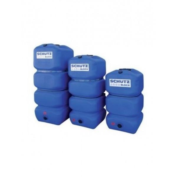 Deposito de agua Aquablock azul 780x780x1971mm