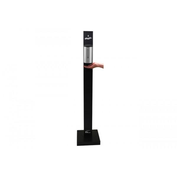 Soporte suelo Premium con dispensador automatico de gel hidroalcoholico
