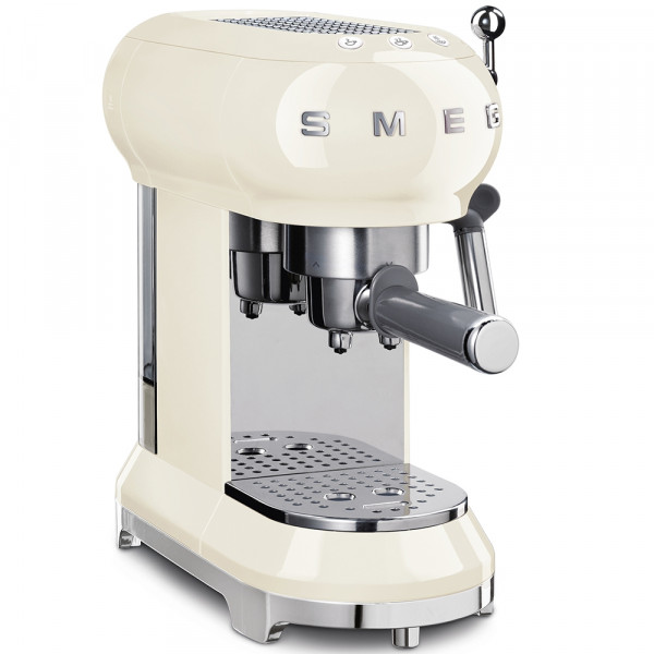 Máquina de café vintage Crema Smeg 50 Style