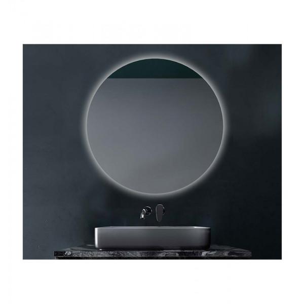 Espejo de baño Vega 80cm con iluminación by Marzzo