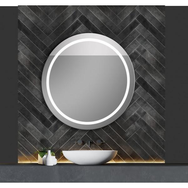 Espejo de baño Valentina 80cm con iluminación by Marzzo