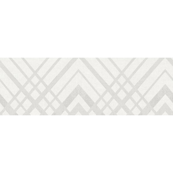 Revestimiento FIBRA Decor Pale 40x120cm pasta blanca rectificado