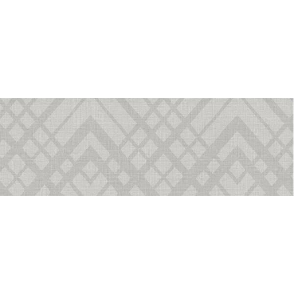 Revestimiento FIBRA Decor Silver 40x120cm pasta blanca rectificado