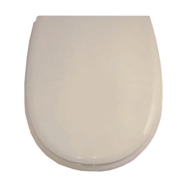 Asiento y tapa wc Gala Bacara pergamon