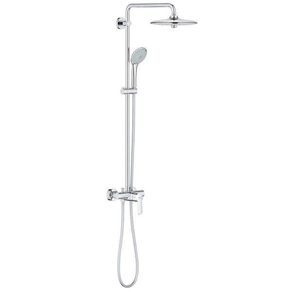 Euphoria 260 sistema de ducha monomando cromo grohe 27473001