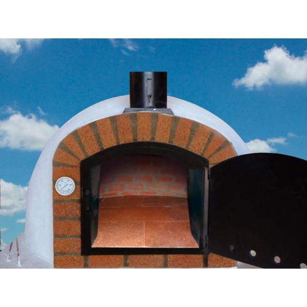 Horno de leña 120x120 cm