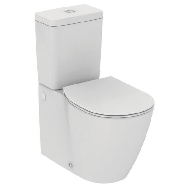 Inodoro CONNECT a suelo blanco salida dual Ideal Standard E0397